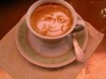 A cappuccino in a Bologna caffe