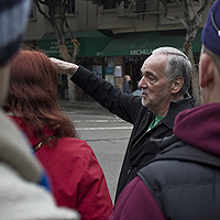 Saturday, Jan. 29th walking tour of North Beach, 2pm