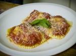 With San Marzano tomato sauce.