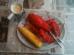 Boiled RI Lobster