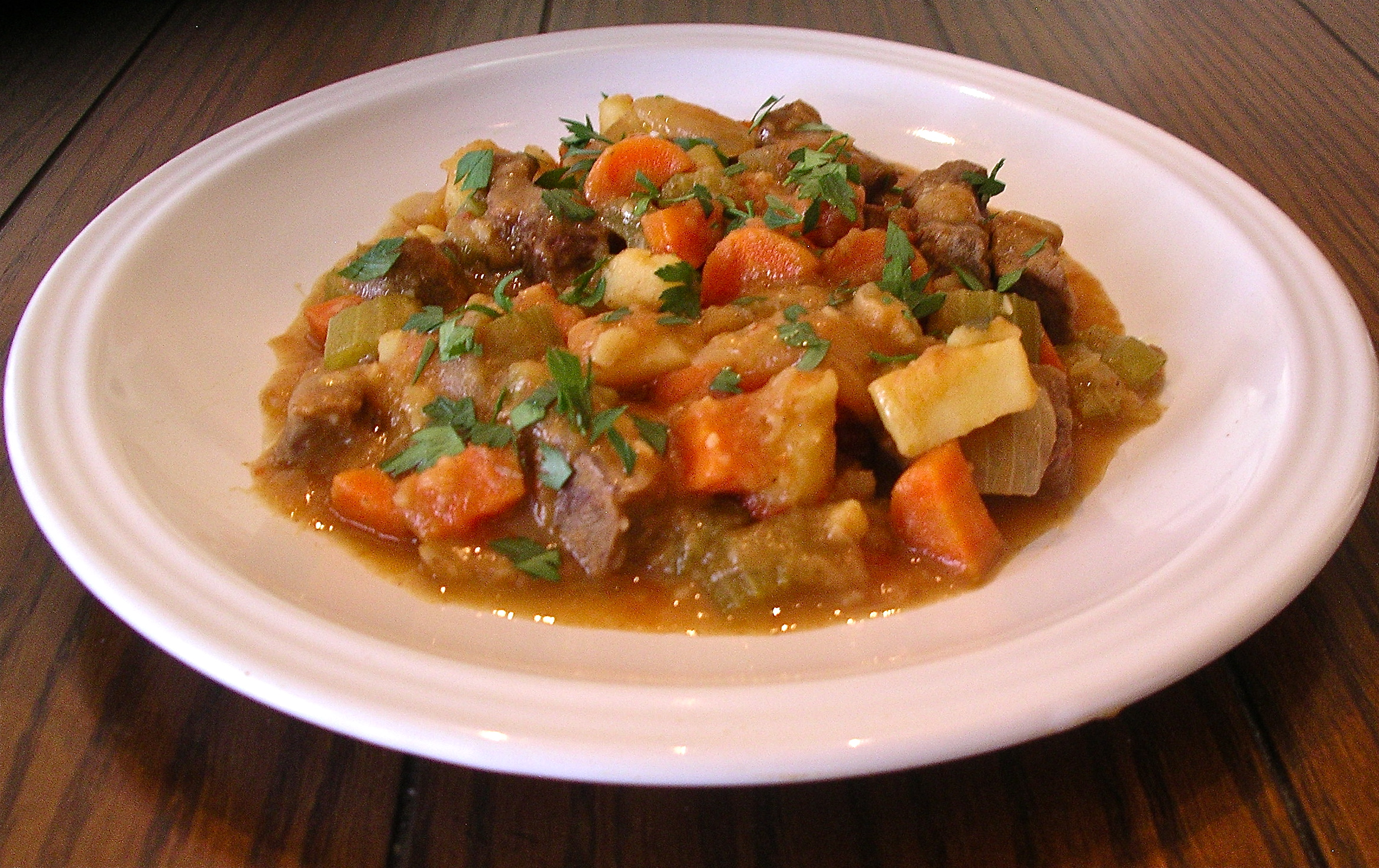 Quick-Seared Sichuan Beef Stew Recipe — Dishmaps