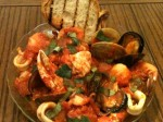 Cioppino (Fisherman's Wharf Fish Stew)