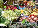 Bologna Produce Stall