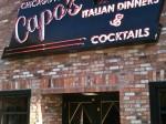Capo's on Vallejo