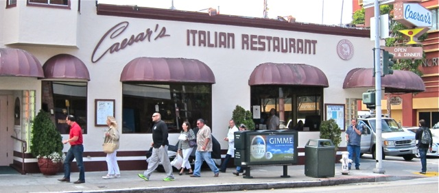 Ciao Caesar S Gianni S North Beach