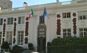 Italian Consulate in San Franciscco