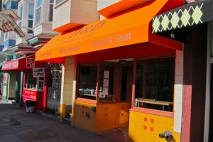 HRD Smokin Grill on Green in North Beach