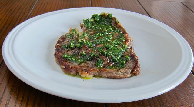 herb steak sauce