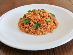 Farro with Tuna and Tomato