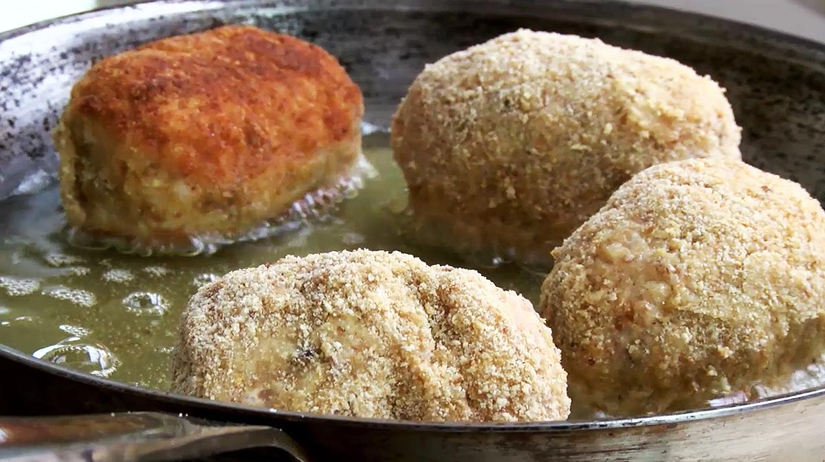 Rice Croquettes (Suppli Al Telefono) Recipes — Dishmaps