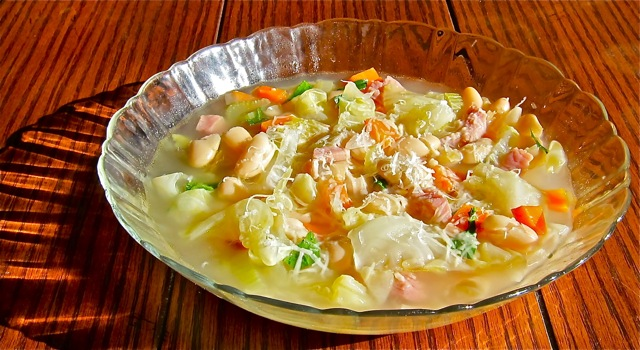 Bean ham cabbage soup giannis north beach forumfinder Image collections