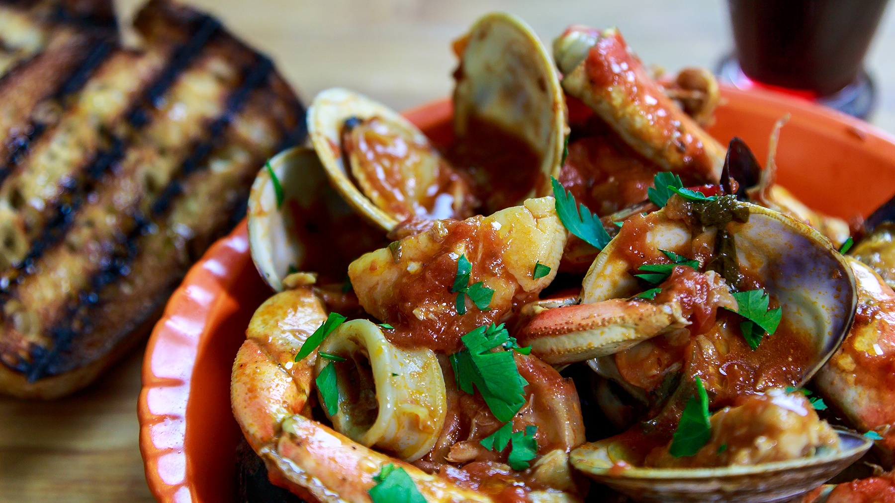 Cioppino Video: Christmas Eve Stew of Seven Fishes from San Francisco