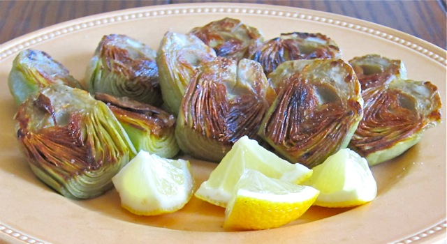 Baby Artichokes: Eat the Whole Thing | Gianni's North Beach
