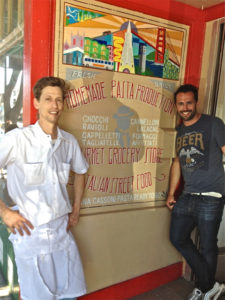 Italian Homemade Opens on Columbus in North Beach