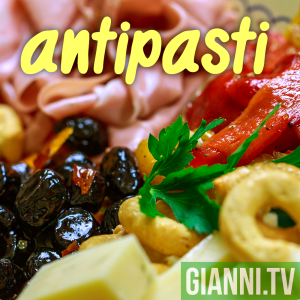 It's easy to make a lovely antipasti platter!